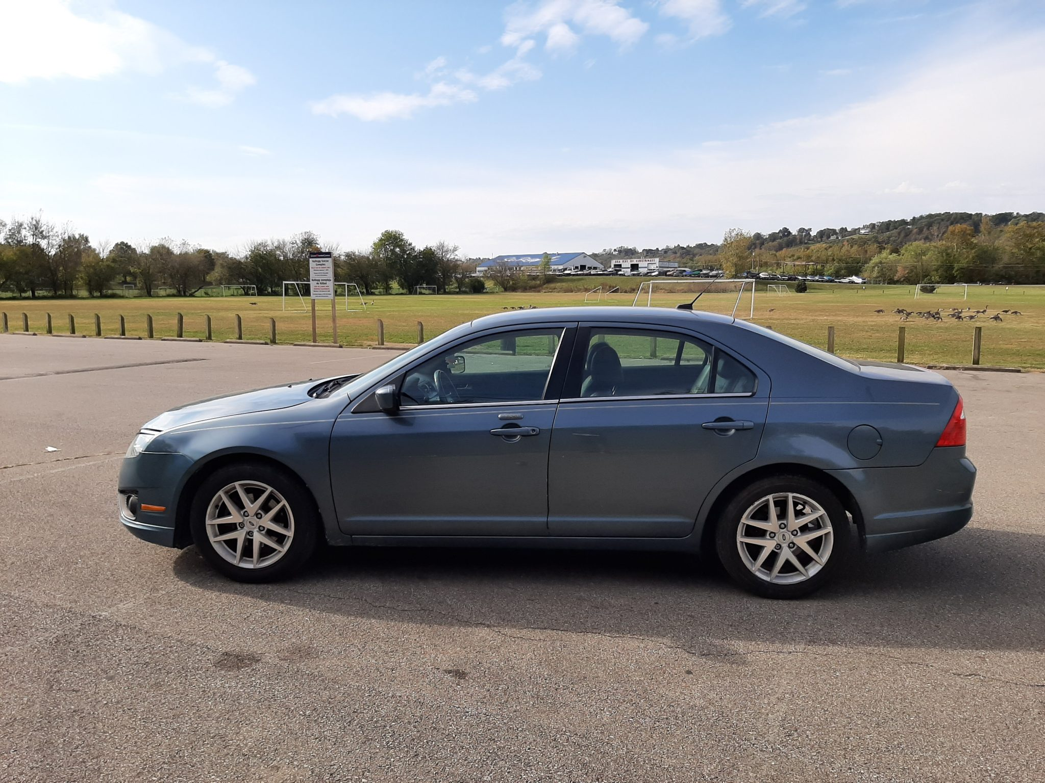 126k Miles 2012 Ford Fusion SEL